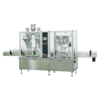 Automatic Powder Filling and Capping Machine