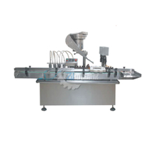 Linear filling rolling machine