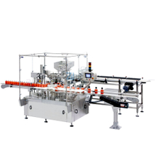 Full automatic Perfume Filling and Capping Machine