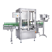 Fully Automatic Screw Thread Cap Capping Machine