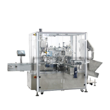 Hot Filling Sealing And Capping Machine